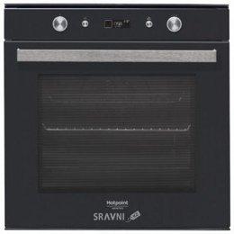 Духовуой шкаф, электропечь, духовку Hotpoint-Ariston FI6 861 SH BL