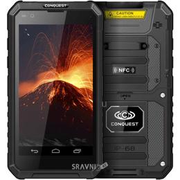 Мобильный телефон, смартфон Conquest S10