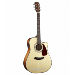 Фото Fender CD-140SCE Natural