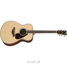 Акустическую гитару Yamaha FS830
