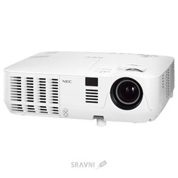 Мультимедиа- и видеопроектор Nec V281W