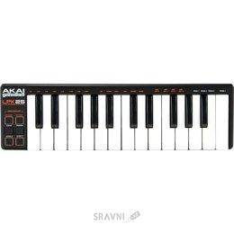 Midi клавиатуру AKAI LPK-25