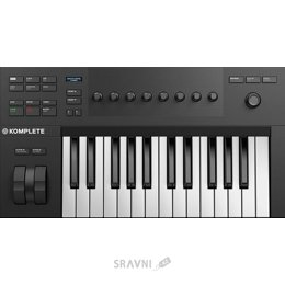 Midi клавиатуру Native Instruments Komplete Kontrol A25