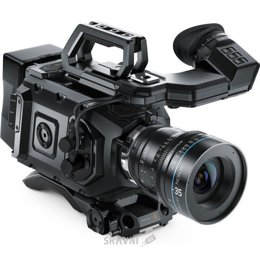 Цифровую видеокамеру Blackmagic URSA Mini EF