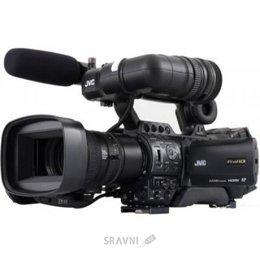 Цифровую видеокамеру JVC GY-HM850E