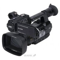 Цифровую видеокамеру Цифровая видеокамера JVC JY-HM360E