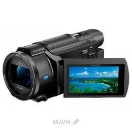 Цифровую видеокамеру Sony FDR-AXP55