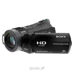 Цифровую видеокамеру Sony HDR-CX6EK