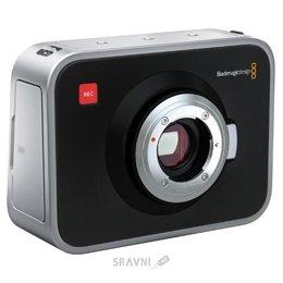 Цифровую видеокамеру Blackmagic Cinema Camera MFT