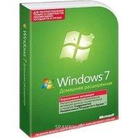 Microsoft Windows 7 SP1 Домашняя расширенная 32 bit Русский для 1 ПК ОЕМ (коробочная версия) (GFC-02089)