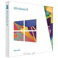 Microsoft Windows 8 32 bit Русский для 1 ПК DSP OEI (коробочная версия) (WN7-00384)