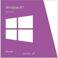 Microsoft Windows 8.1 SL 64 bit Русский для 1 ПК OEM (4HR-00205)