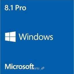 Операционную систему Microsoft Windows 8.1 Профессиональная 64 bit Русский (коробочная версия) OEM (FQC-06930)