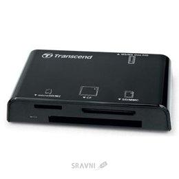 Картридер, USB-hub Transcend TS-RDP8