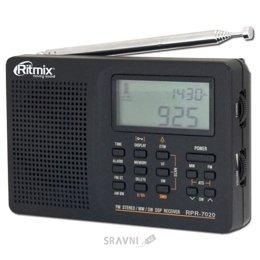 Радиоприемник Ritmix RPR-7020