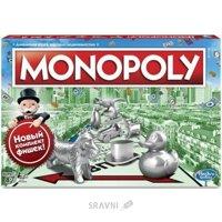 Фото Hasbro Классическая Монополия обновленная русская версия (C1009121)