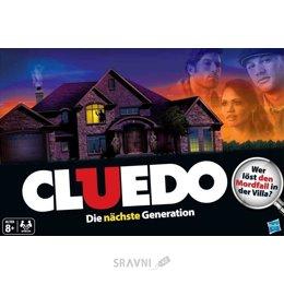 Настольную игру и головоломку Hasbro Клуэдо (обновленная) (38712)