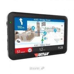GPS-навигатор Artway NV-800