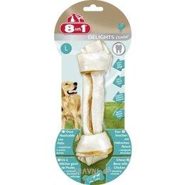 корм для собак 8in1 Dental Delights Bone L