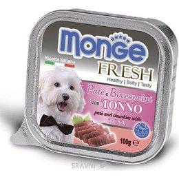корм для собак Monge Fresh Консерва тунец 100 г
