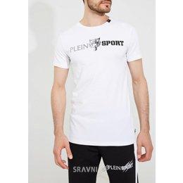 Футболку, майку мужскую Футболка Plein Sport PL007EMBUXH6
