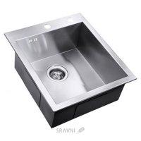 Кухонную мойку Кухонная мойка Zorg Inox X-4551