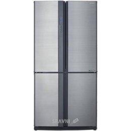 Холодильник и морозильник Sharp SJ-EX770FSL