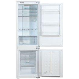 Холодильник и морозильник Ginzzu NFK-260