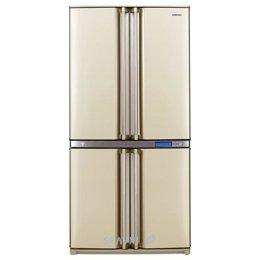 Холодильник и морозильник Sharp SJ-F96SPBE