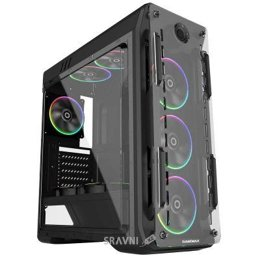 Корпус GameMax G510 Optical Black