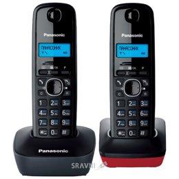 Проводной телефон, радиотелефон Panasonic KX-TG1612
