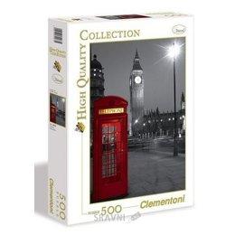 Пазл Clementoni Лондон Телефонная будка (30263)
