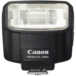 Вспышку Canon Speedlite 270EX