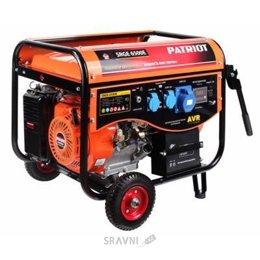 Генератор и электростанцию Patriot SRGE 6500Е