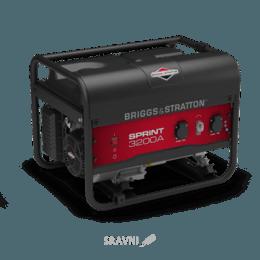 Генератор и электростанцию Briggs&Stratton Sprint 3200A
