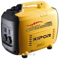 Генератор и электростанцию Kipor IG2600