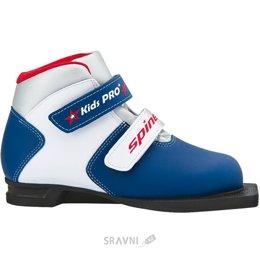 Ботинок для лыж и сноубордов Spine Kids 399/1