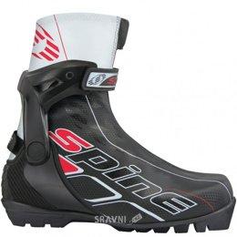 Ботинок для лыж и сноубордов Spine CONCEPT SKATE 496