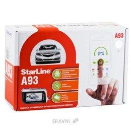 Автосигнализацию StarLine A93 GSM