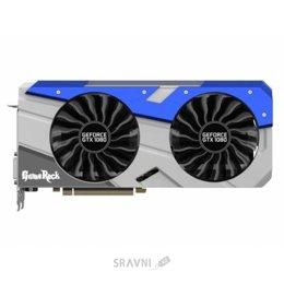 Видеокарту Palit GeForce GTX 1080 GameRock 8Gb (NEB1080T15P2-1040G)