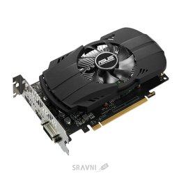 Видеокарту ASUS GeForce GTX 1050 Ti Phoenix 4Gb (PH-GTX1050TI-4G)