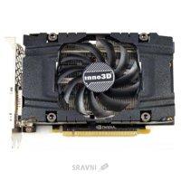 Видеокарту Видеокарта Inno3D GeForce GTX 1050 ITX 2Gb (N1050-1SDV-E5CM)