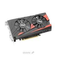 Видеокарту Видеокарта ASUS GeForce GTX 1050 Expedition OC 2GB (EX-GTX1050-O2G)