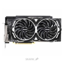 Видеокарту MSI Radeon RX 590 ARMOR 8G OC