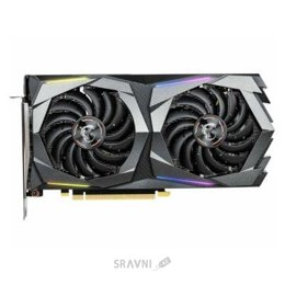 Видеокарту MSI GeForce GTX 1660 Ti GAMING 6G