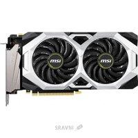 Видеокарту Видеокарта MSI GeForce RTX 2060 SUPER ARMOR OC 8GB