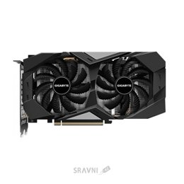Видеокарту Gigabyte GeForce GTX 1660 Super 6GB OC (GV-N166SOC-6GD)