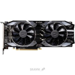 Видеокарту EVGA GeForce RTX 2080 SUPER XC ULTRA OVERCLOCKED (08G-P4-3183-KR)