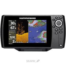 Эхолот Humminbird Helix 7x Chirp SI GPS G2N
