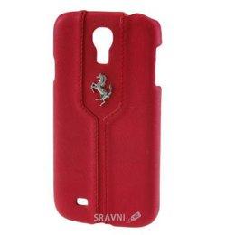 Чехол для мобильного телефона Ferrari Montecarlo для Samsung S4 Mini GT-i9190/i9192 Duos Red (FEMTHCS4MRE)